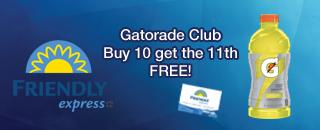 Gatorade Club