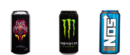 Full Throttle Monster NOS